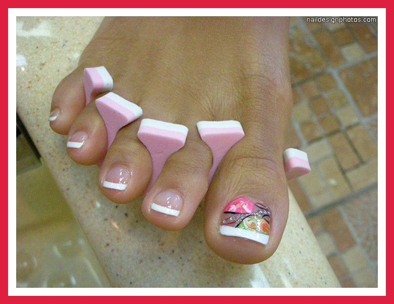 Cool Nail Designs For Toes Picture And Slideshow