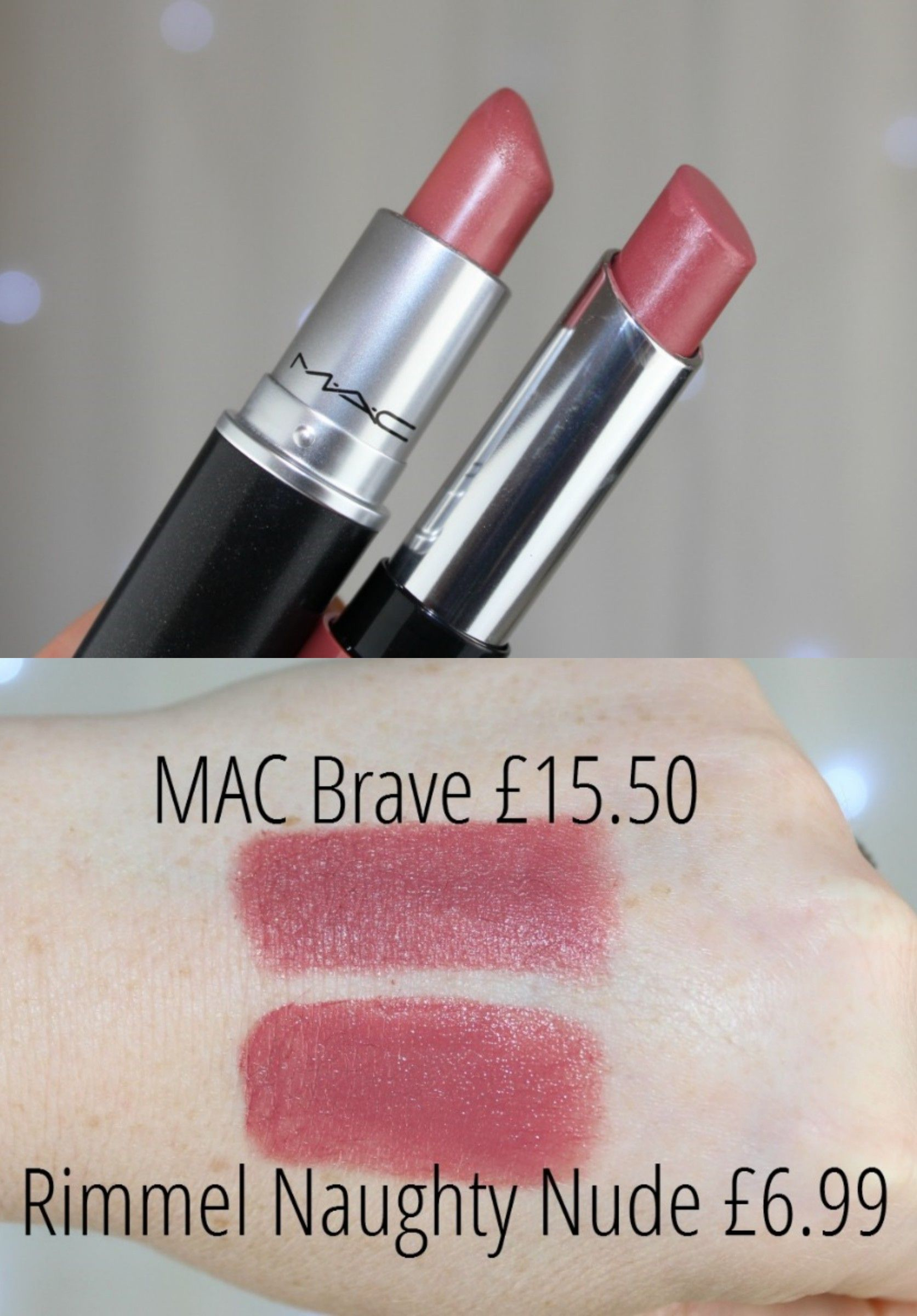 MAC Brave Dupe | Dupes | Pinterest | MAC brave, Dupes and Macs