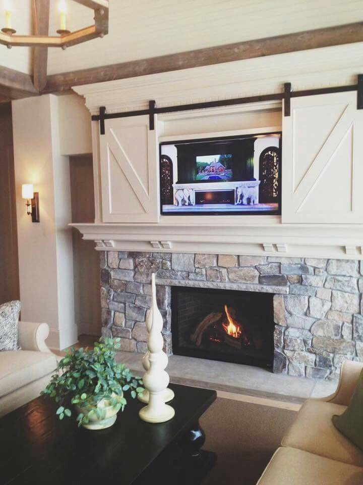 9 Clever Ideas To Disguise Your TV In Home Decor