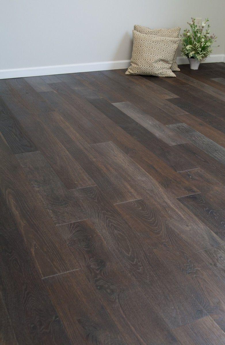 Engineered Wood Flooring Kitchen Vintage Ebony Flooring Prefinished Engineered Hardwood Floors