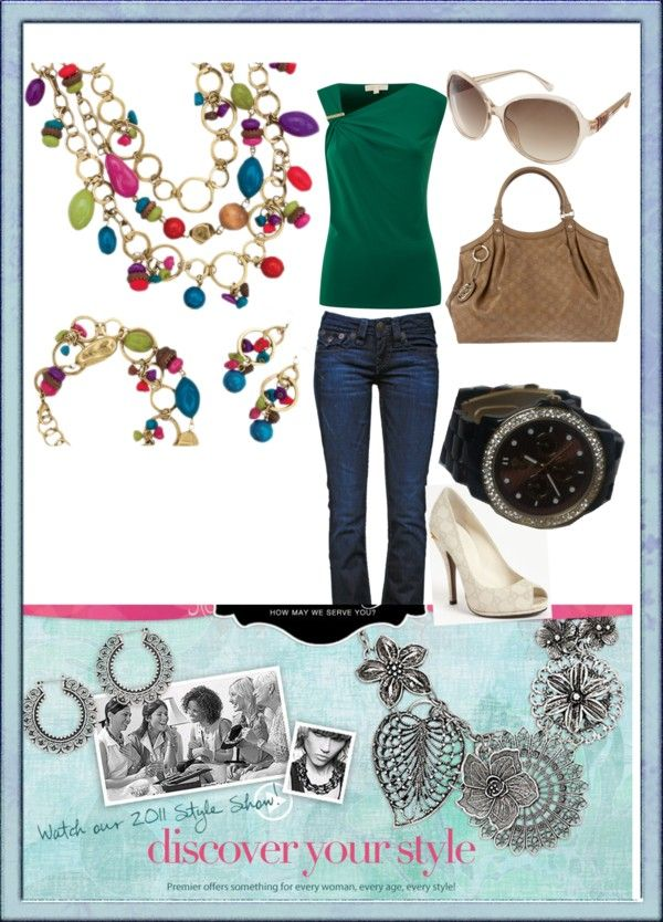 """""""Premier Designs: Discover Your Style!"""" by monbarboza on Polyvore"""
