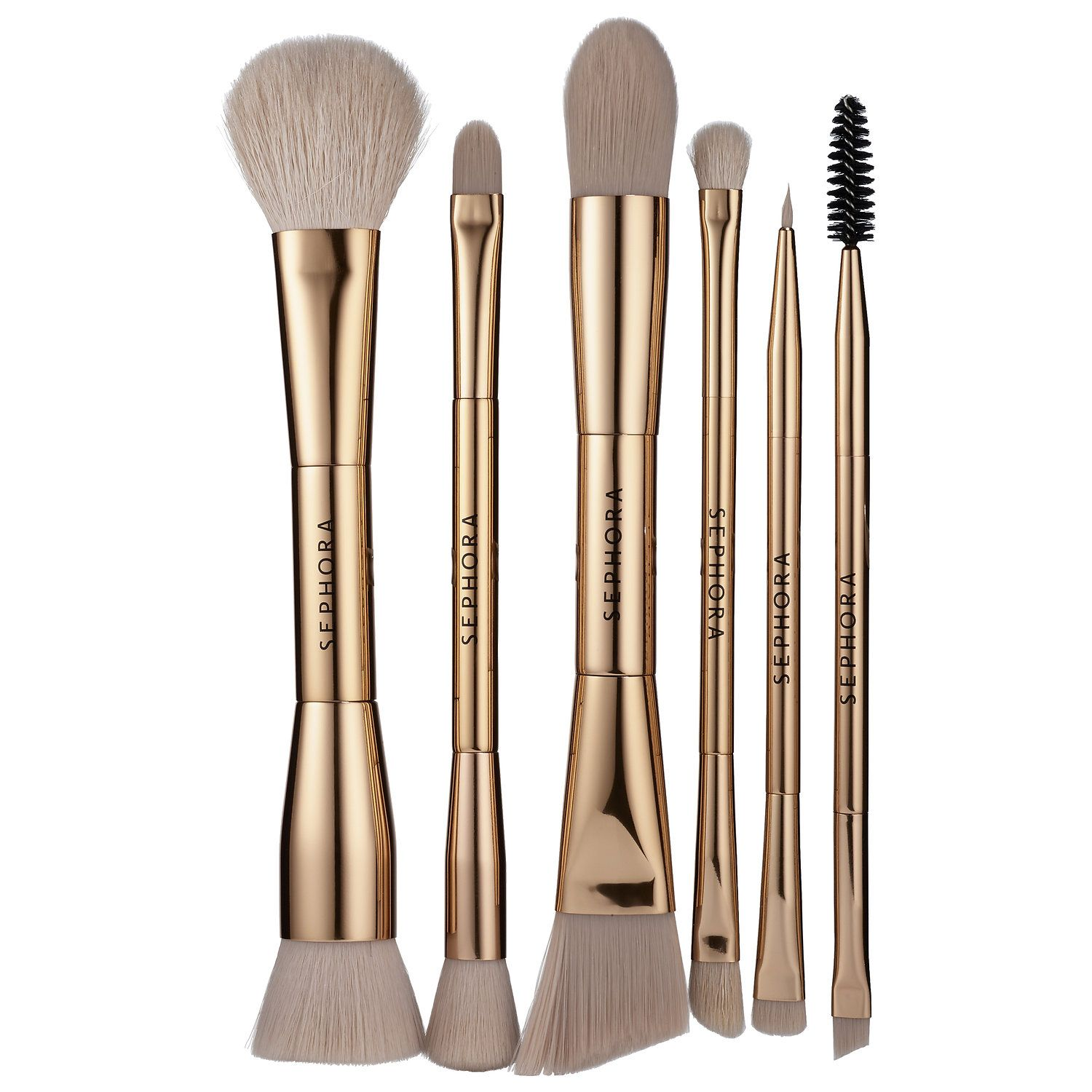 Shop SEPHORA COLLECTION's Double Time Double-ended Brush Set at ...