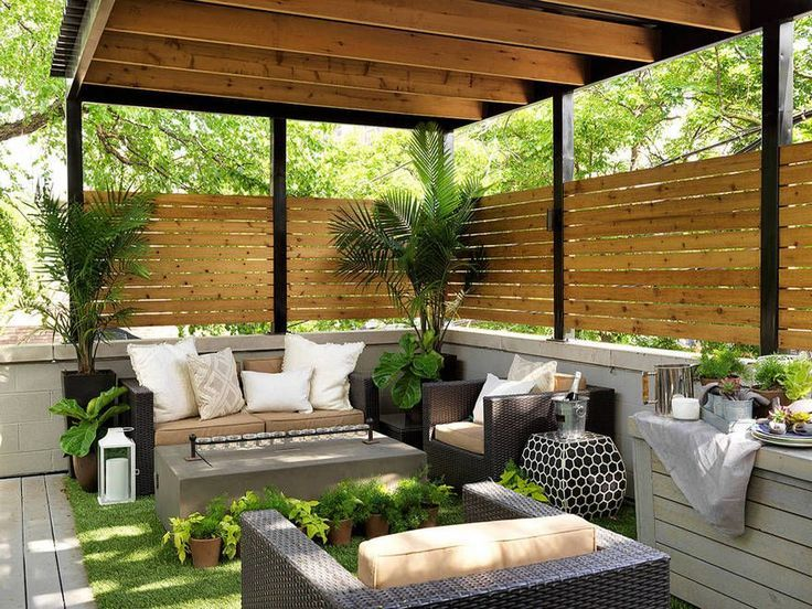 37 Attached Pergola Design For Your Dream Home in 2020