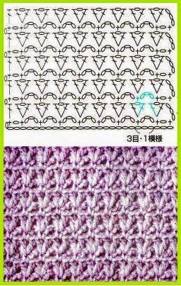 Mes Favoris Tricot Crochet 150 Points Au Crochet Patrones Punto Ganchillo Puntadas De Ganchillo Puntos Crochet Patrones