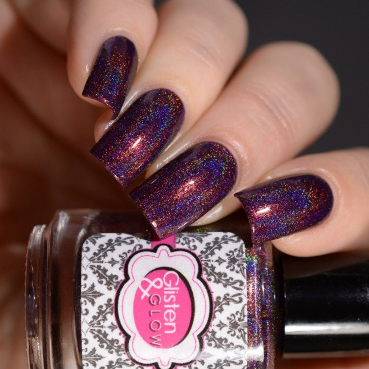 Glisten and Glow Polish Con NYC Limited Editions – A Raisin to Believe