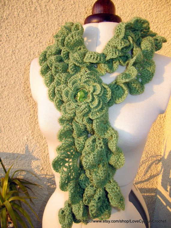 Ruffle Crochet Scarf Diagrams Data Wiring Diagrams