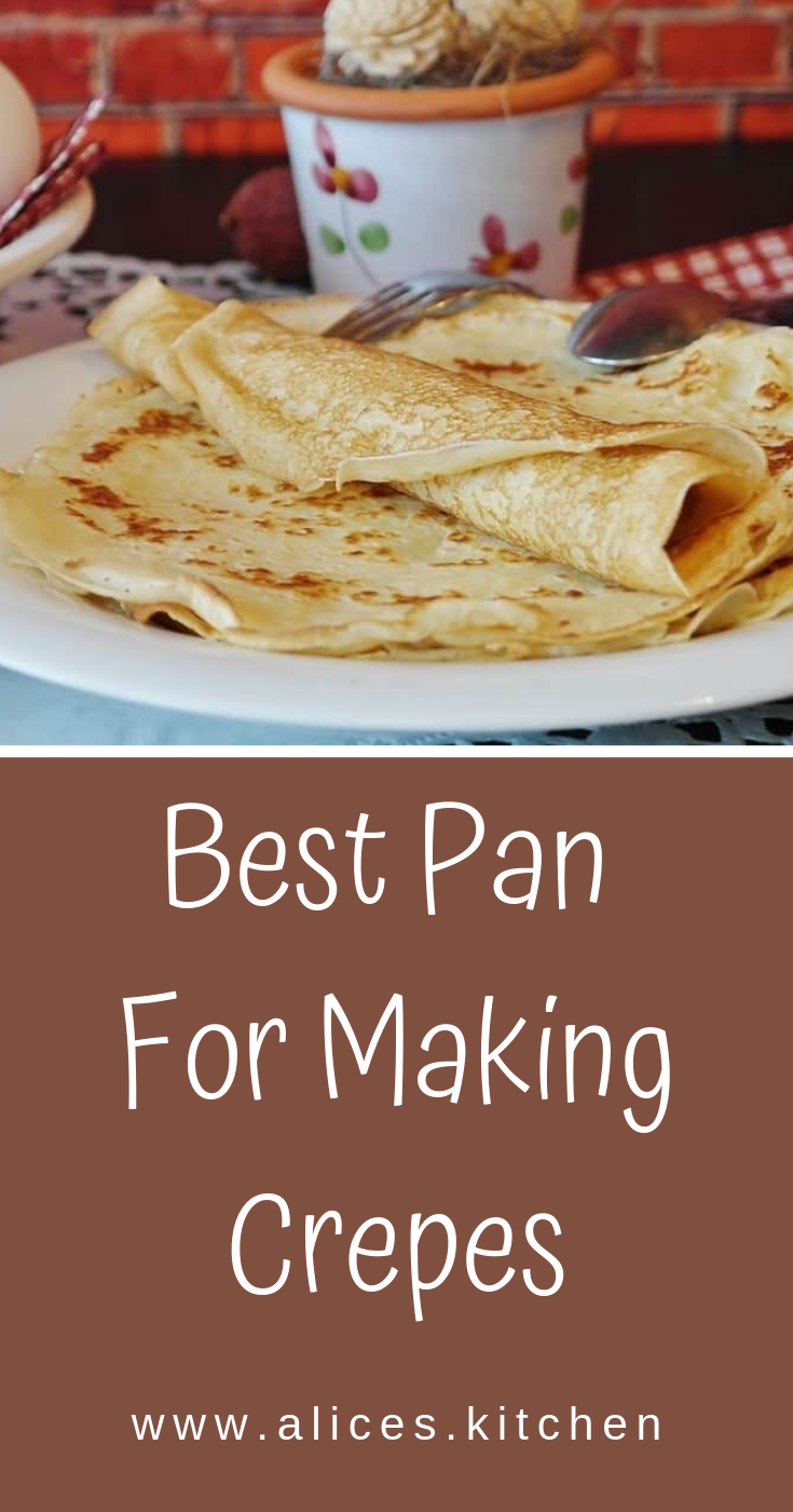Best Pan For Making Crepes How To Make Crepe Best Pans Batter Recipe