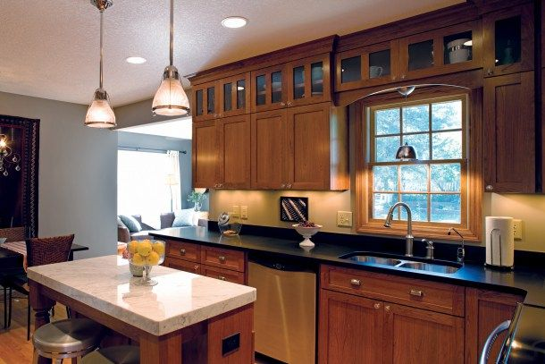 Saint Louis Kitchen Remodel | St. Louis Park Kitchen  McDonald Remodeling    I Like