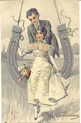 Vintage Wedding Postcards Would Make A Lovely Display With Your Guest Book