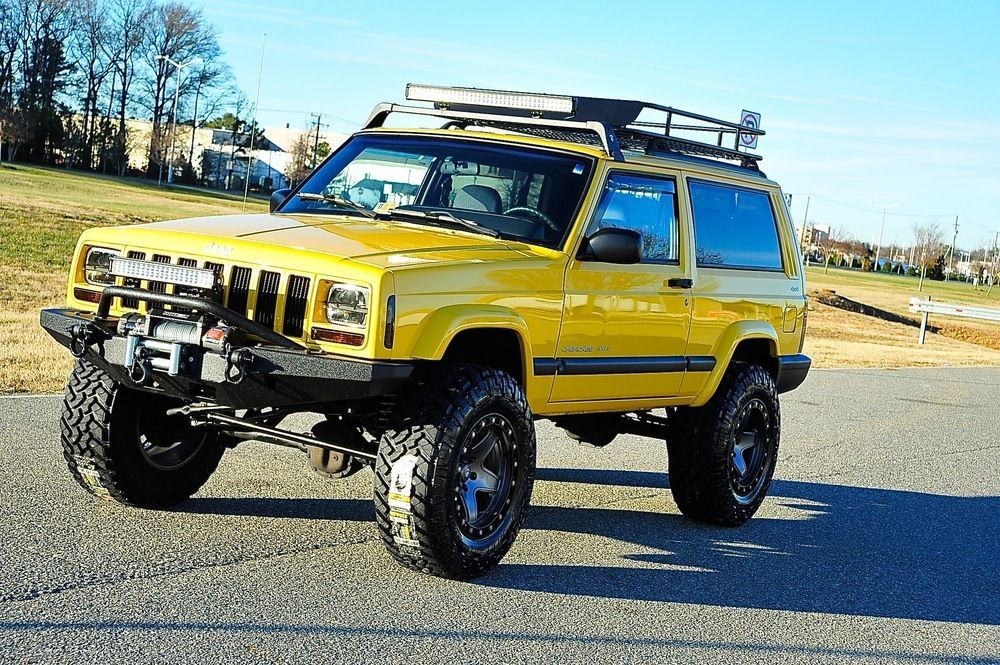 Image Result For Yellow Jeep Xj Jeep Xj Yellow Jeep Jeep Cherokee Xj