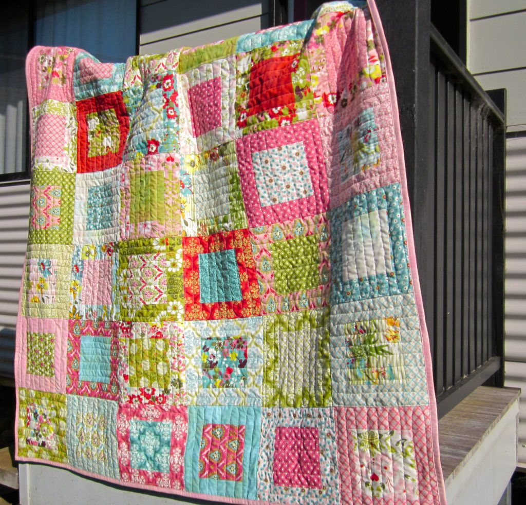 Easy Quilt Patterns Using Precuts : 15 Free Quilt Patterns that Use Precuts Quilt, Love love love and Quilt patterns