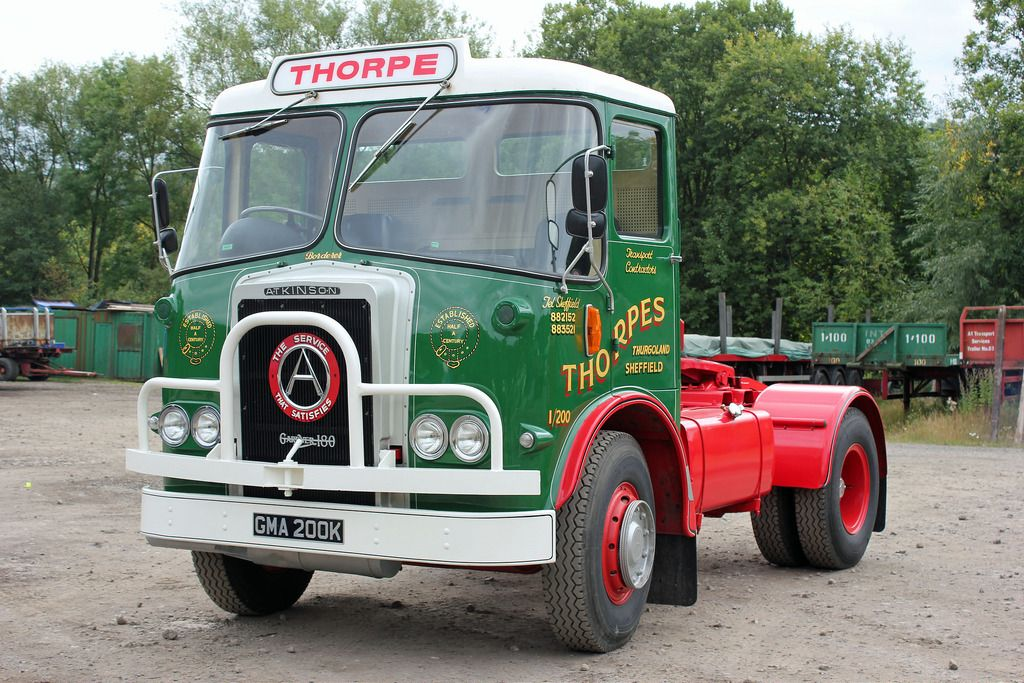 Image Result For Atkinson Lorries Pictures With Images Classic