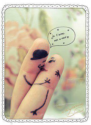 51 best Finger People images on Pinterest | Finger art, Finger ...