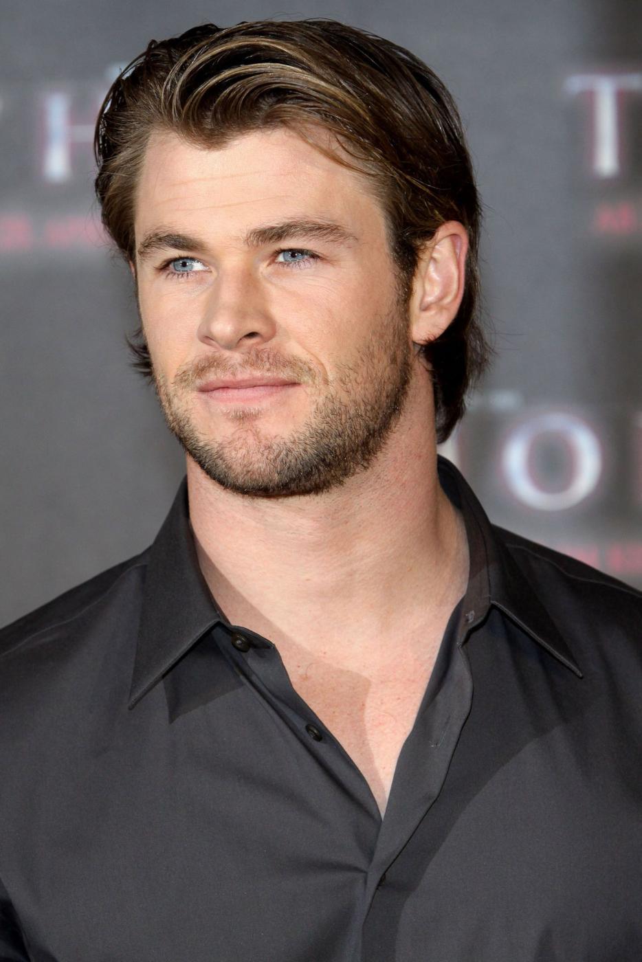 Chris Hemsworth Long Hair Styles Men Medium Length Hair Men Mens Hairstyles Medium