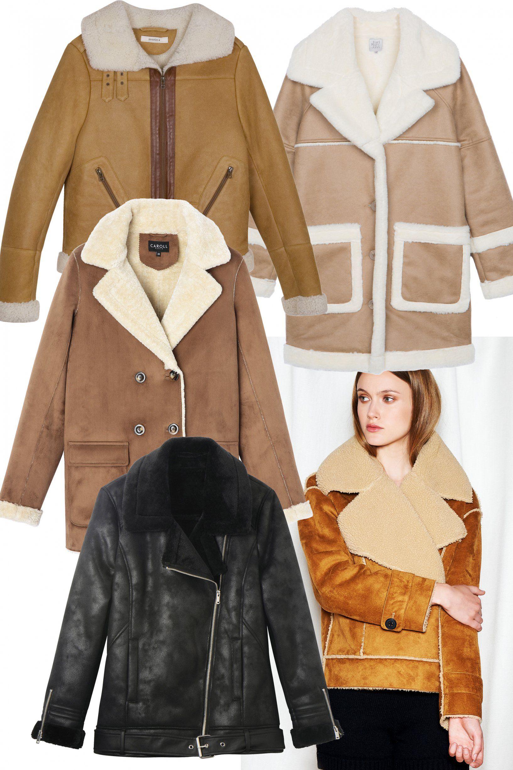 La peau lainée, sélection shopping Peau Lainee, Tendances Mode Automne,  Mode Automne Hiver da2cee1666c