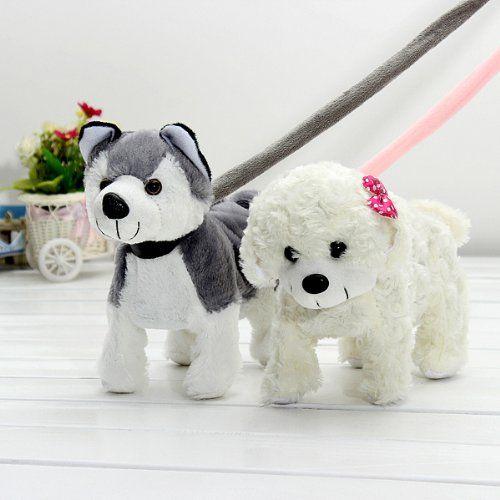 Musical Singing Dancing Walking Electronic Moving Dog Bcb2g Toy