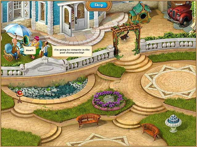 Gardenscapes 2 Game Big Fish Games I Pinterest Gardens