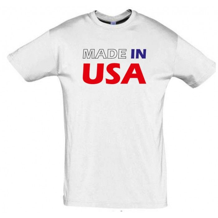 Made  in USA  T shirt #giftideas