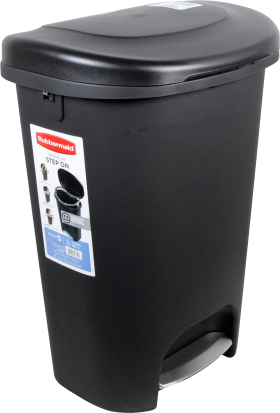 Trash Can Kitchen Trash Cans Trash Can Rubbermaid