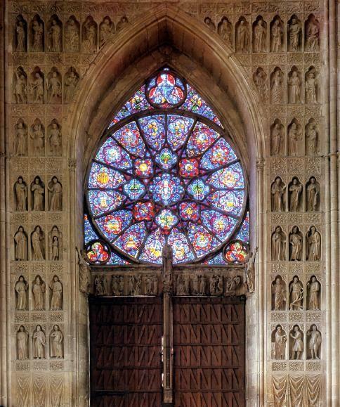 Reims4 - Cathédrale Notre-Dame de Reims — Wikipédia | Église ...