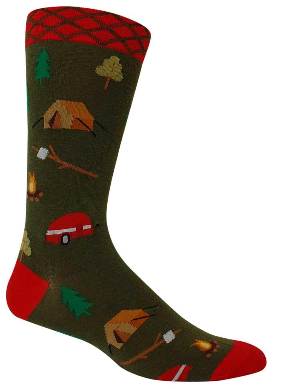 Camping Socks | Mens