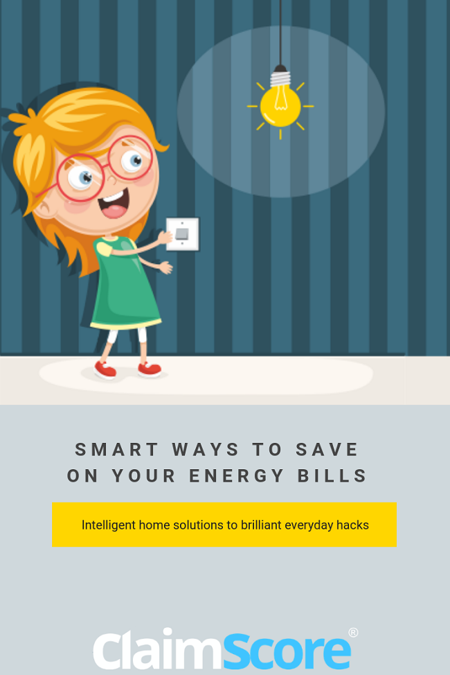 4 Ways To Save Electricity With Smart New Tech Gadgets Everyday Hacks Energy Bill Tech Gadgets