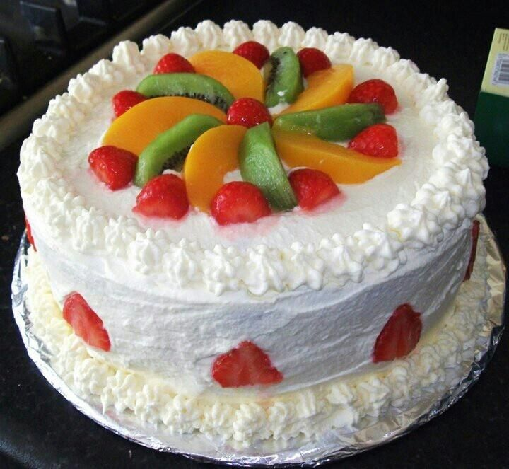 Traditional Chinese Birthday Cake A Birthday Cake Cuisine Of All