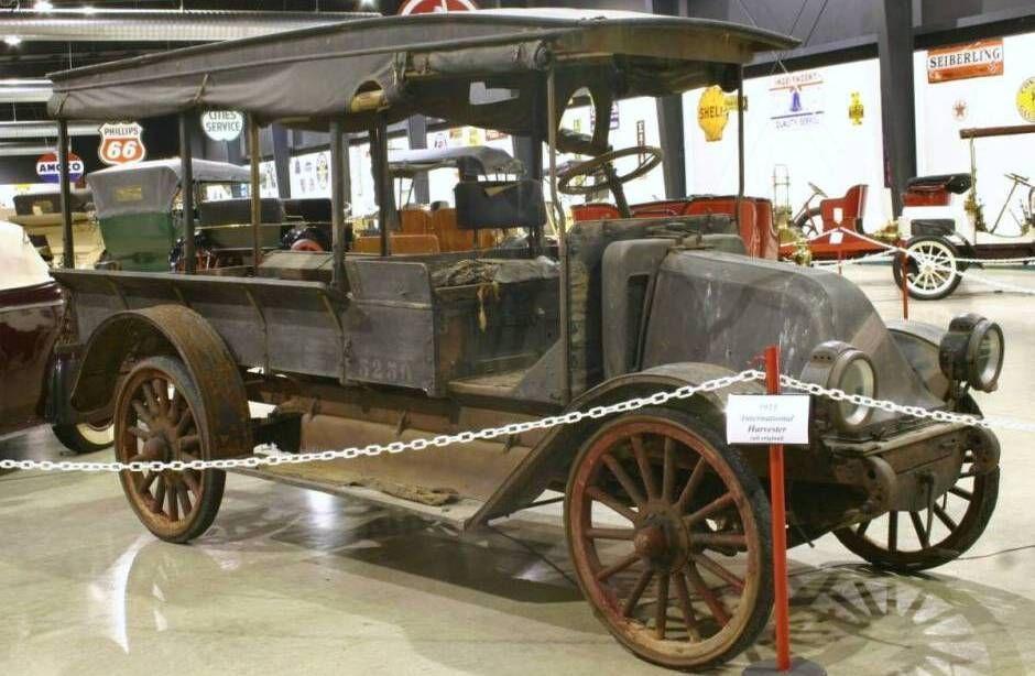 1915 International Harvester Truck