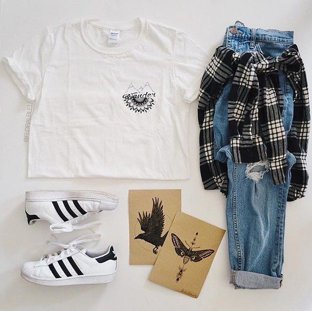 Adidas clothes for girls google search my style pinterest adidas clothes and girls Fashion style girl adidas
