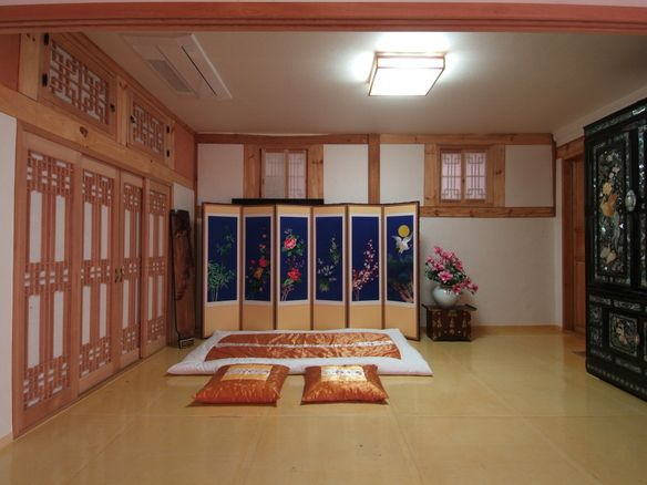 korean traditional bed - Google Search
