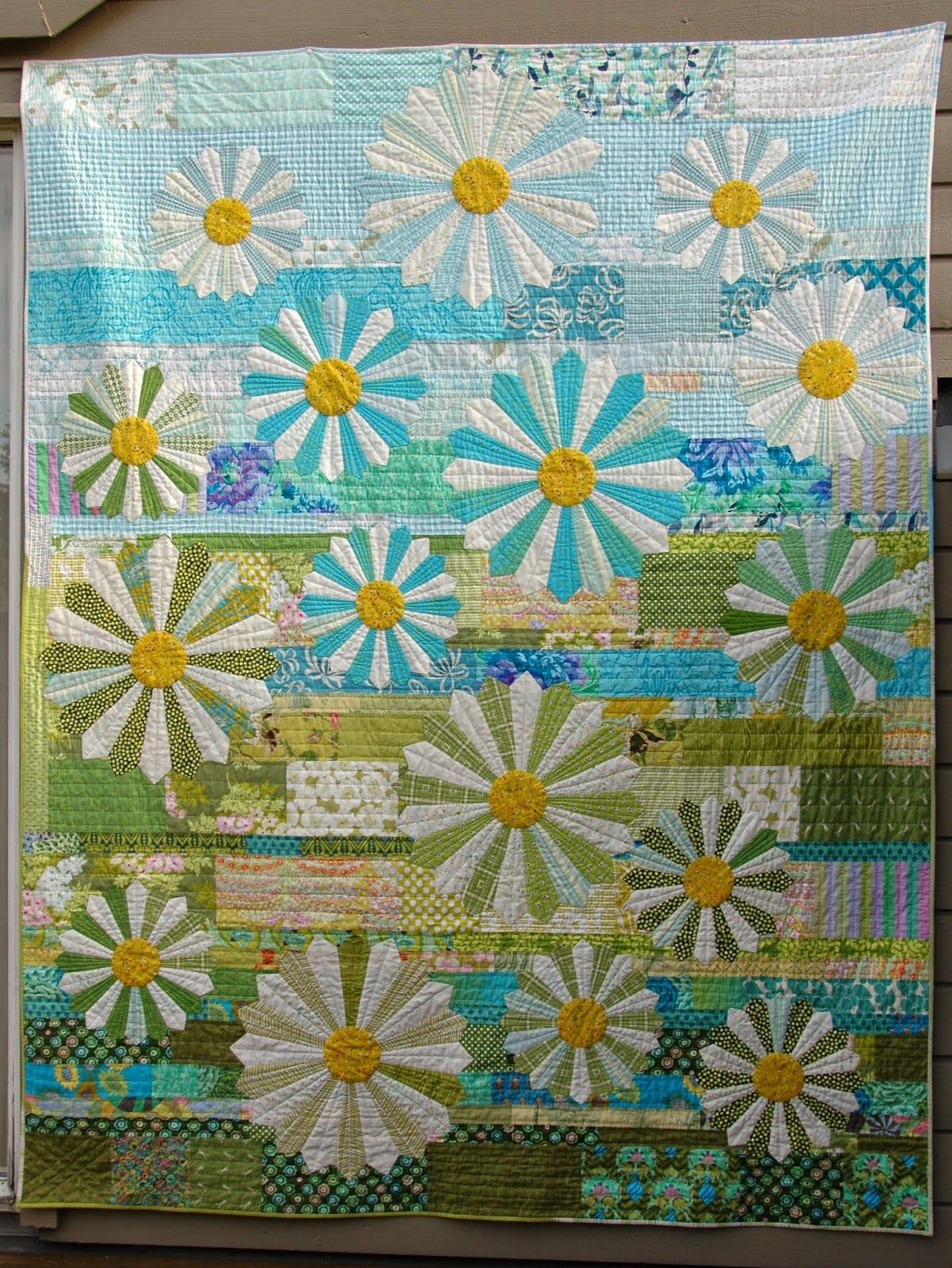 Quilt it: friday finis...