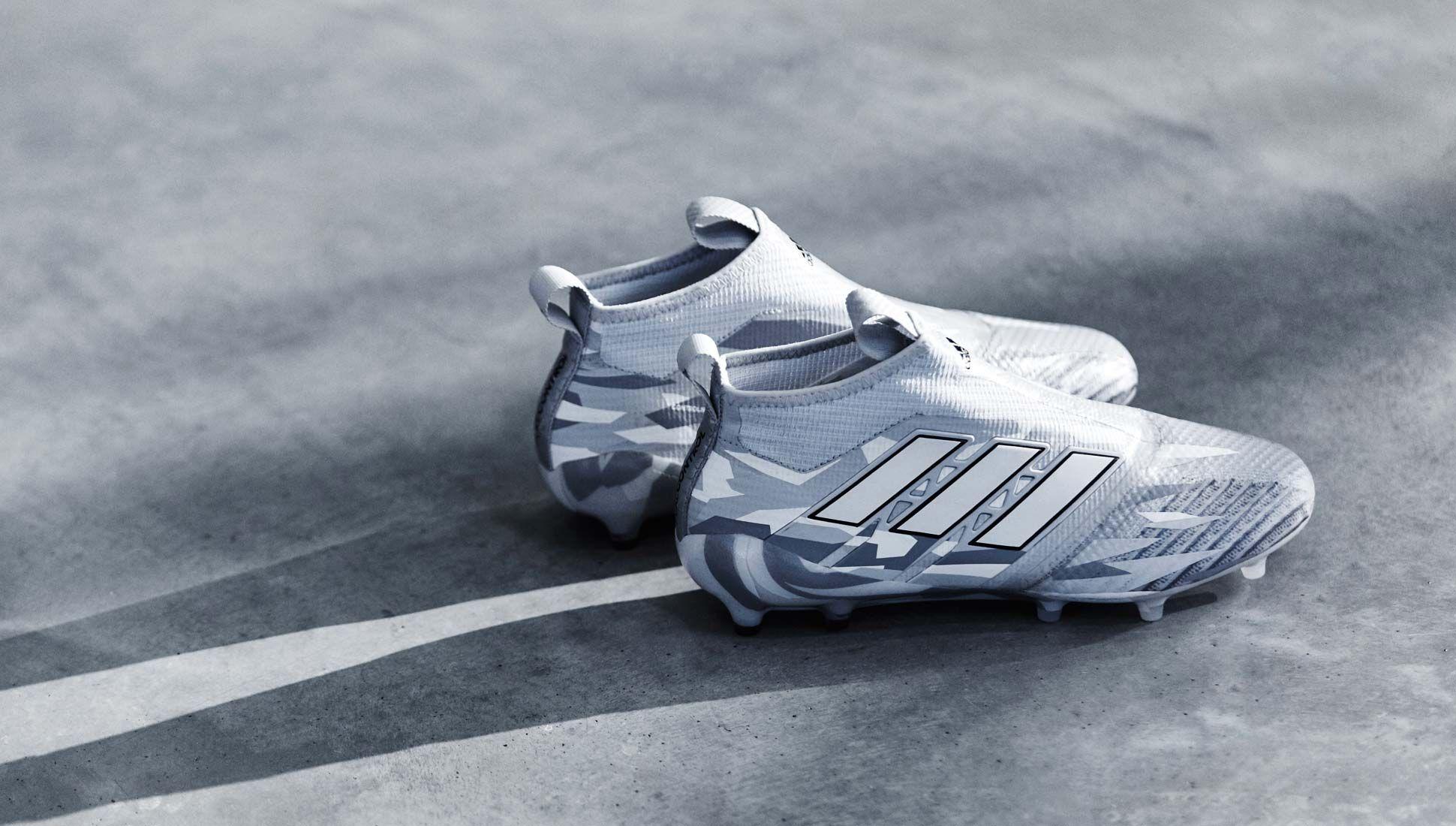 Adidas Ace 17 Purecontrol Grey Camo Football Boots Football Shoes Adidas