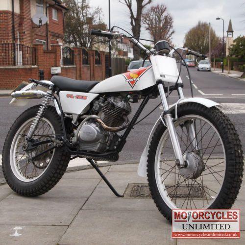 1976 Honda Tl125 S Trials Classic Honda For Sale Sold Honda
