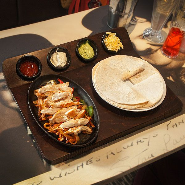 Fajita Serving Board