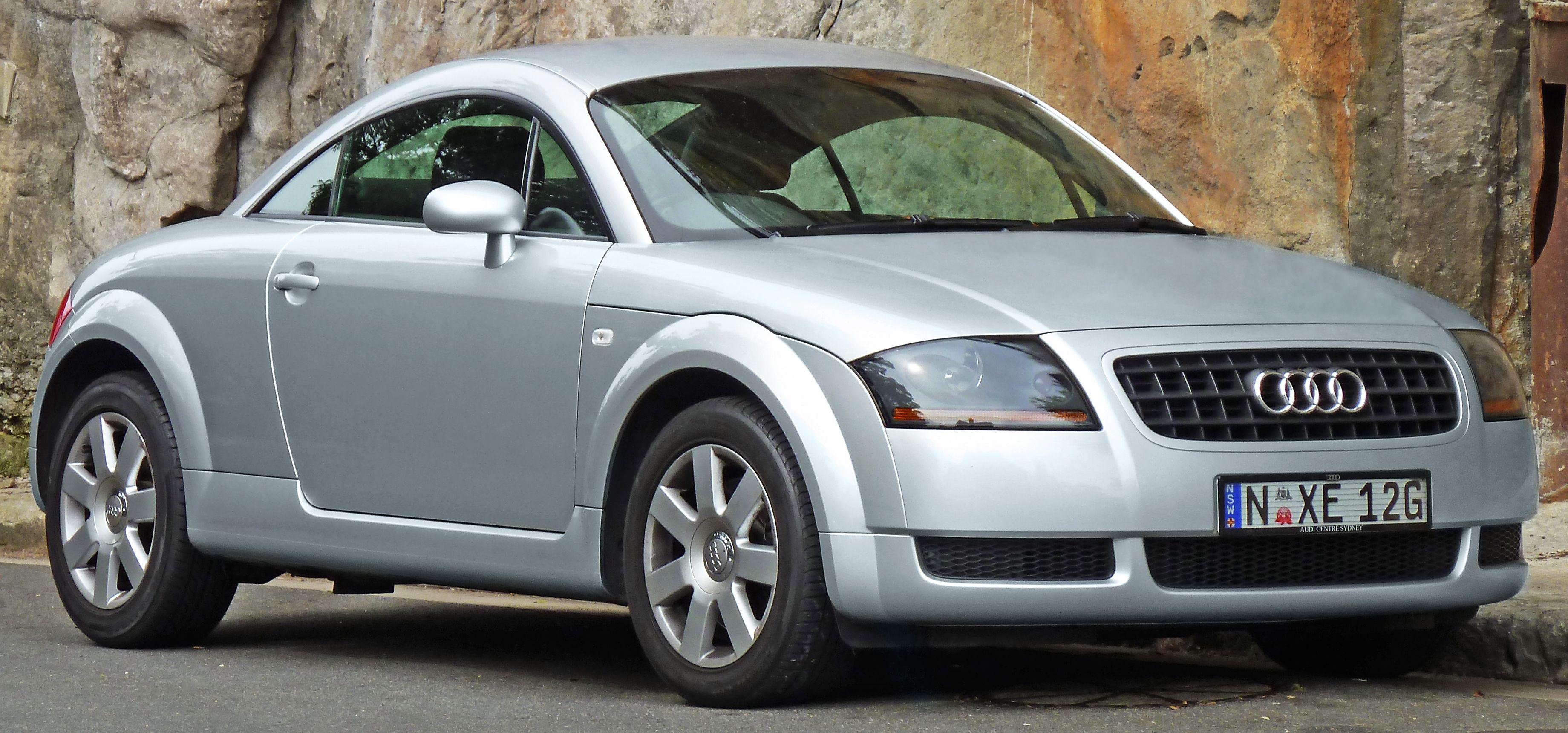Kekurangan Audi Tt 2003 Perbandingan Harga