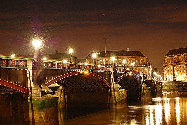 Part of my bridges of London series ;)