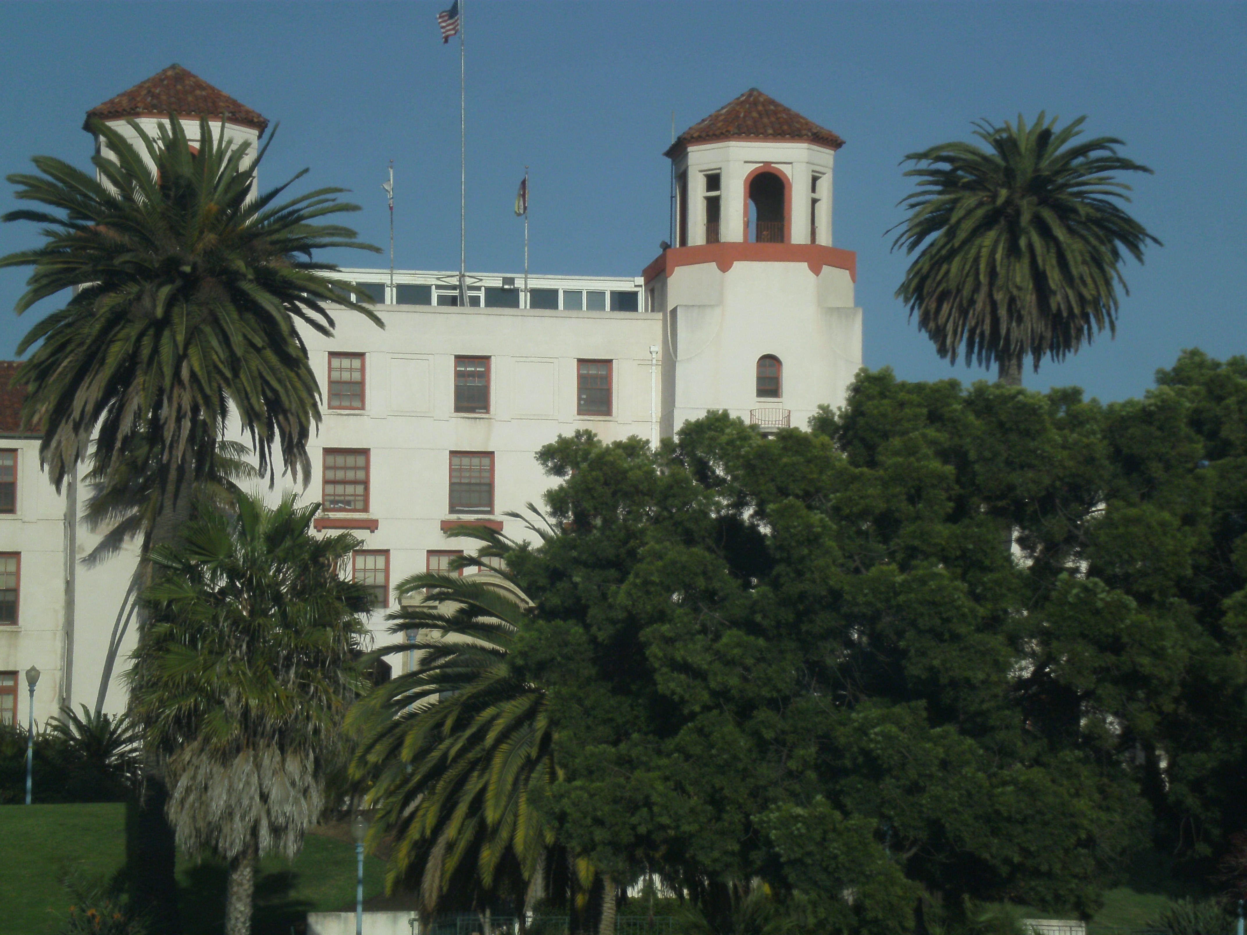 Balboa naval hospital in san diego where i was born