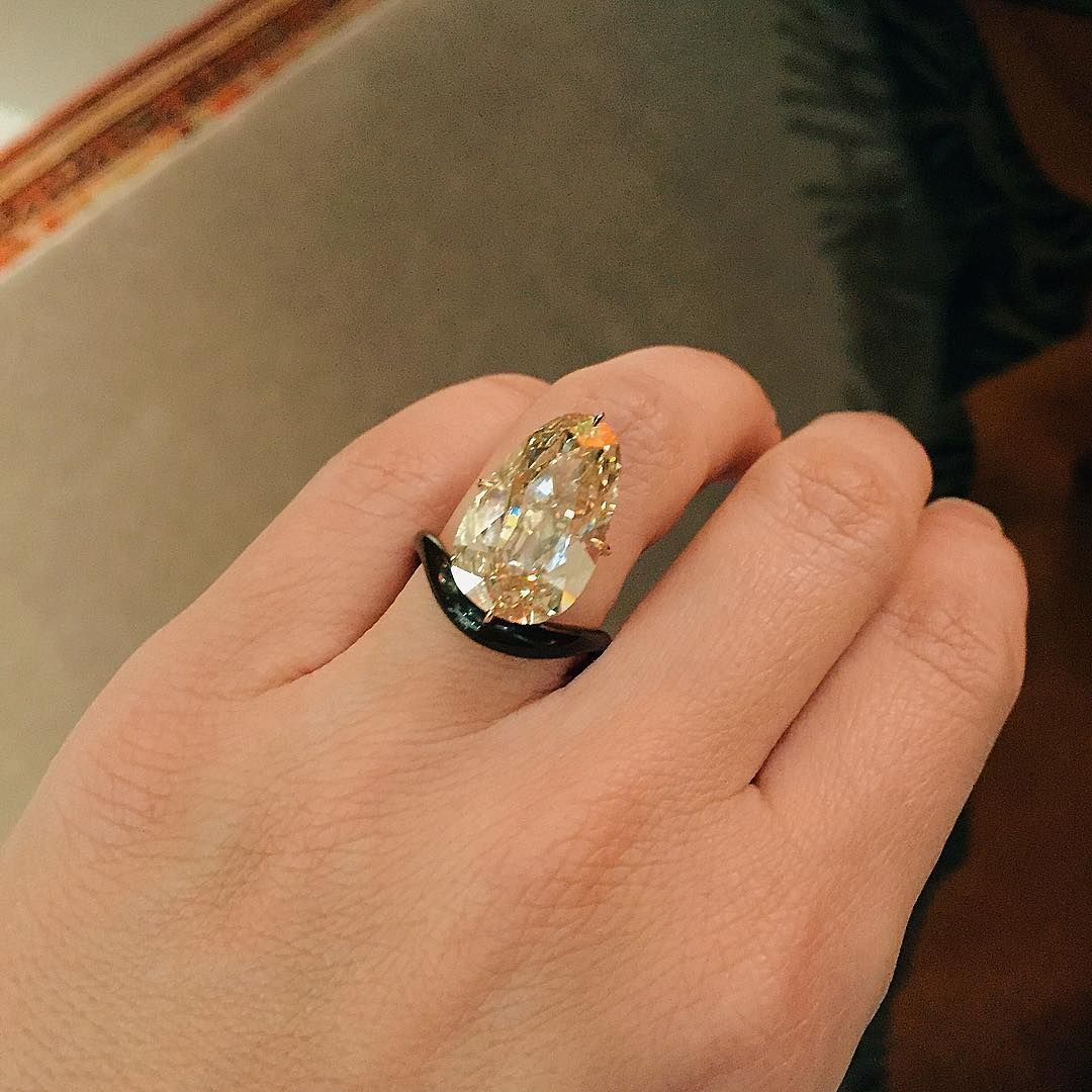 The ring in which Taffin jewelry proves you can have a