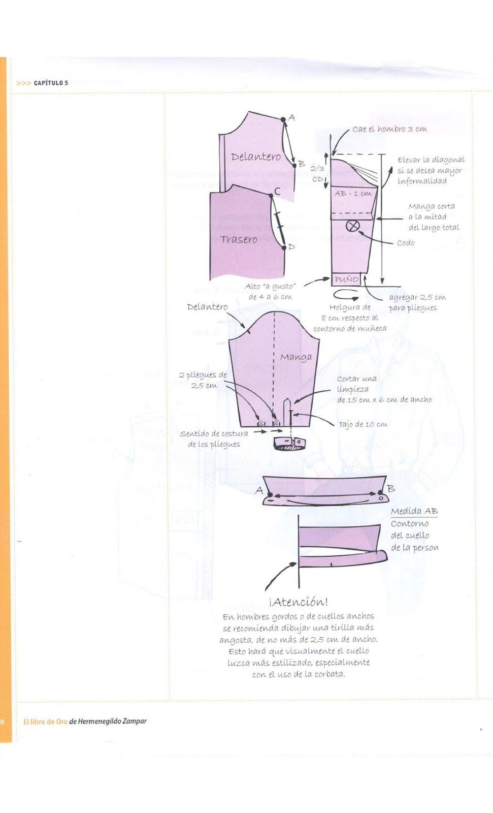 Costura,Patrones y mucho mas | P. BÀSICS | Pinterest | Costura ...