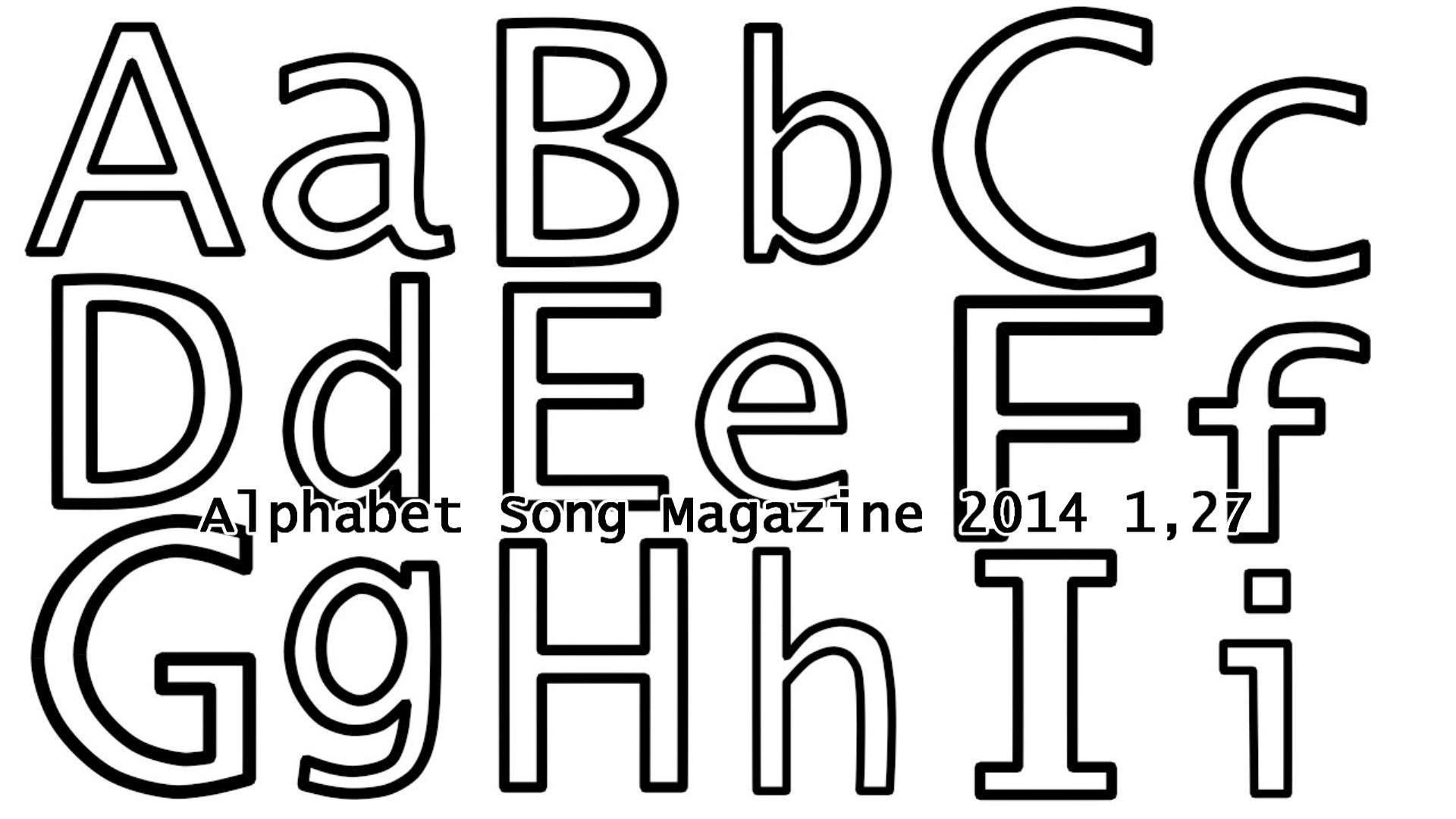 Pin On Alphabet Song Videos For Children
