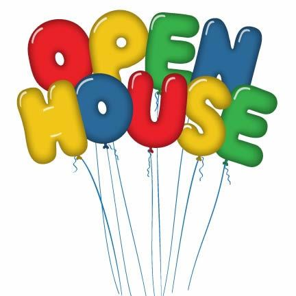 open house clipart free clip art images teachers and students and rh pinterest com open house clipart free open house clipart black and white