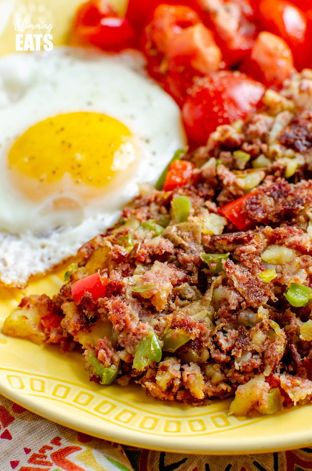 Low Syn Corned Beef Hash - an easy family friendly recipe ...