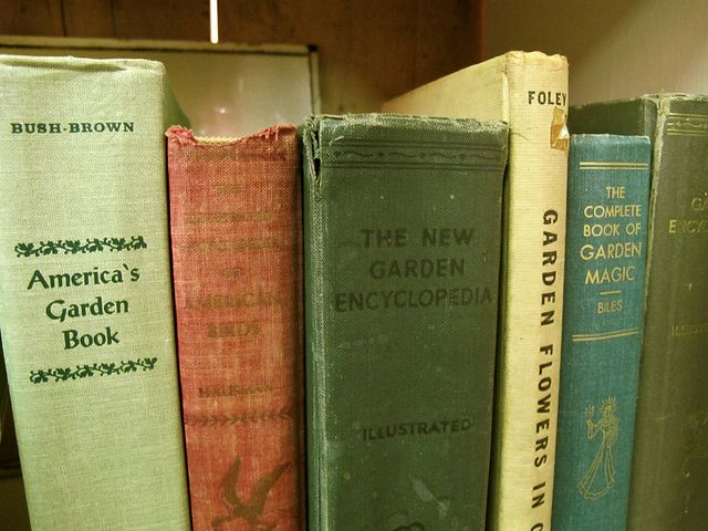 Vintage Books Gardening Gardening Books Books Antique Books