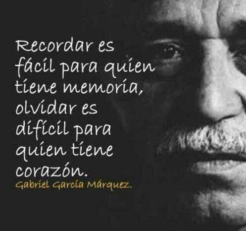 Recordar y olvidar