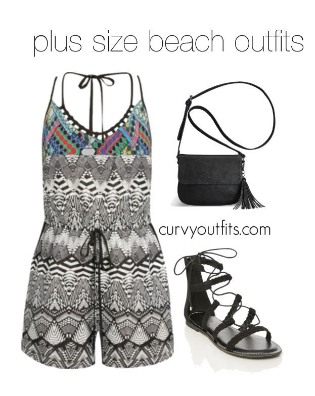 3c6430dd09 5 plus size beach outfits to wear this summer | plus size outfits ...