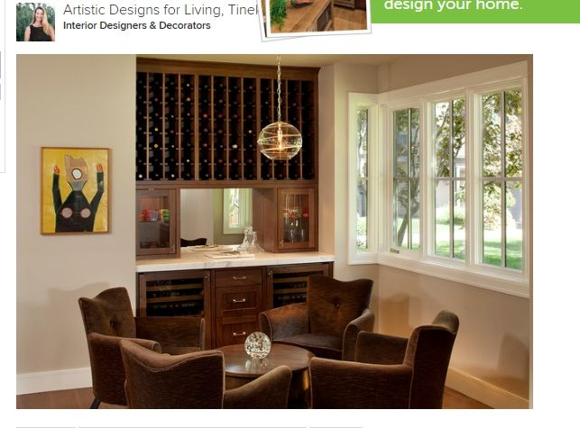 Turn The Rarely Used Dining Room Into A Sitting