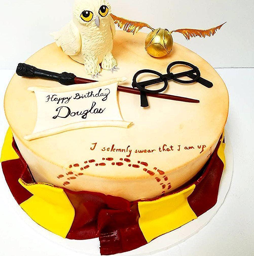 Harry Potter Birthday Cakes For Kids Popsugar Moms Harry Potter Birthday Cake Har Harry Potter Birthday Cake Birthday Cake Kids Birthday Cakes For Teens
