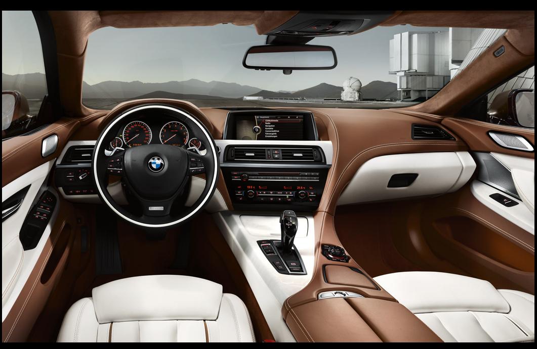 6 Series Gran Coupe Individual Series Custom Interior Future Life