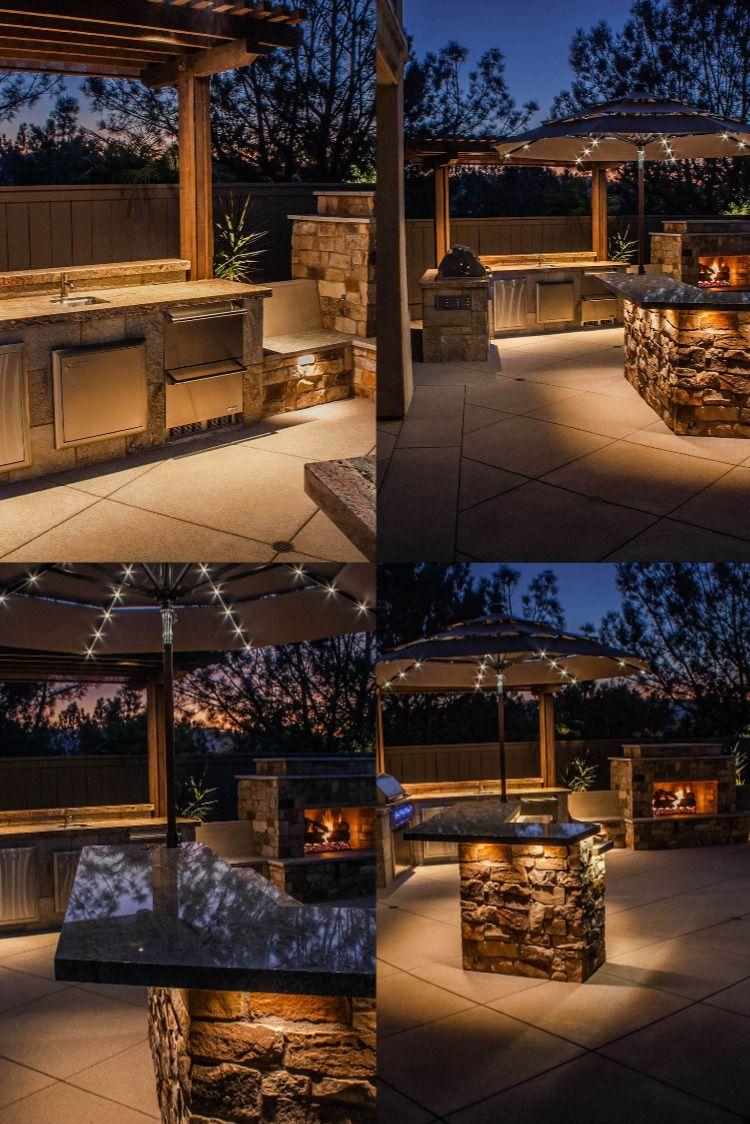 Luxury Outdoor Living In La Jolla San Diego Ca In 2020 Outdoor Remodel Luxury Outdoor Kitchen Patio Shade Covers