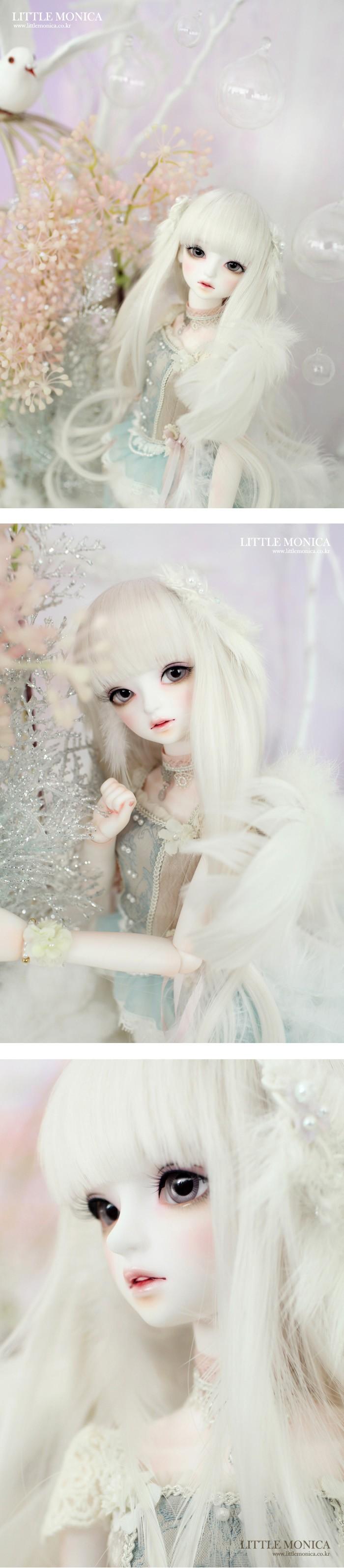 Little Sophia - Little Monica 41cm girl - BJD Dolls, Accessories - Alice's Collections
